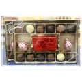 Box of Assorted Chocolates with Special Occasion Plaques - Made in BC by Charlie's Chocolate Factory