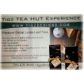 Tinderet Estate Loose-leaf Tea - Tigz TEA HUT Experience - Creston BC