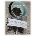 Blueberry Green Tea - Tigz TEA HUT Experience in Creston BC