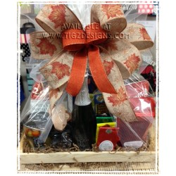 Family and Friends Sweet & Savory Gift Basket - For any occasion