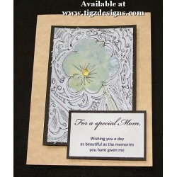 Mother's Day Greeting Card 09 - made in Creston BC