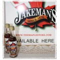 Jakeman's Maple Syrup - Serenade Glass Bottle - 50ml