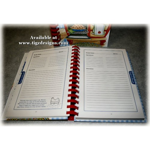 gooseberry patch my favorite recipes create your own recipe book