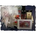 Cherry Charm Gift Basket - Creston Gift Baskets by Tigz Designs