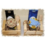 Lil Gift of Creston Honey & Tea - Creston Gift Baskets