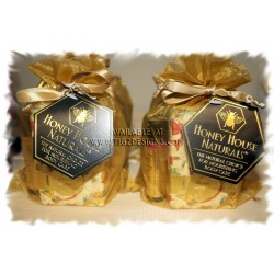 Honey House Naturals Gift Set - Soap, Lip Butter - BeeBar