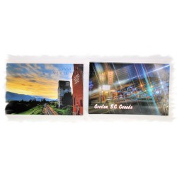 Creston BC PostCards by Photos n Motion - Large