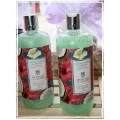 Brompton & Langley Coconut Water & Hibiscus Foaming Bubble Bath - 790ml