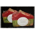 Yellow Rose Design - Island Sunset Soap - LRG