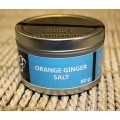 Culinary Conspiracy Orange Ginger Salt - Creston Gourmet Gift Baskets