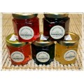 Saunders Pepper Jellies - Weekender size - Made in BC