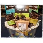 Chocolate Delights Gift Basket - Creston BC Delivery