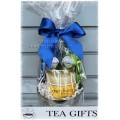 Uncle Rusty's Honey and Tea Gift Basket - Creston Gift Baskets
