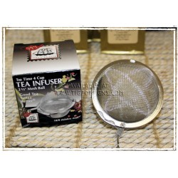 "2.5"" Mesh Ball Tea Infuser"