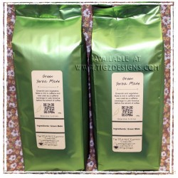 Brasil Green Yerba Mate - 250g - Tigz TEA HUT Creston BC