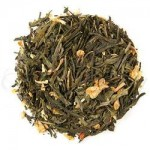 Peach Sencha Tea - Tigz TEA HUT Creston BC