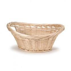 Build your Basket - Natural Willow Gift Basket