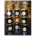 Saunders Weekender Pepper Jellies & Jams - Assorted 3 Jar Pack