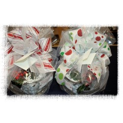 Chocolate from the Heart at Christmastime - Pastel Cherries