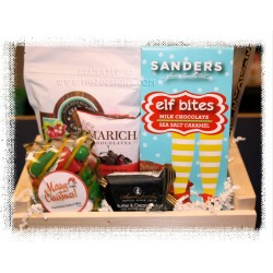 North Pole Treats - Christmas Gift Baskets by Tigz Designs in Creston