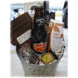 Bucket of Snacks - Gift Baskets in Creston BC
