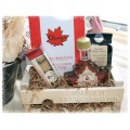 Canadian Maple Gift Basket - 01