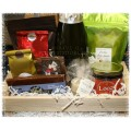 Creston's Pleasures - Deluxe Gift Basket