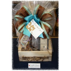 Nuts About You Gift Basket - Creston BC Delivery