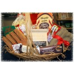 Pasta & Dessert Gift Basket - Anniversary & New Home Baskets