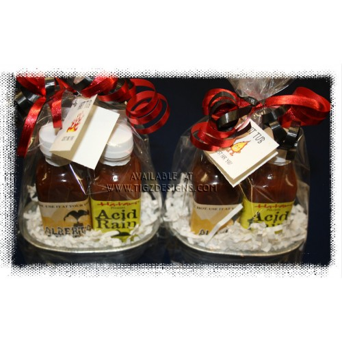 Hot tub gift basket hot sauces made in calgary ab negle Images