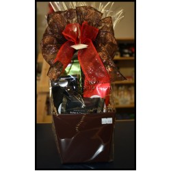 Chocolate & Tea Delights - Creston Gift Basket delivery