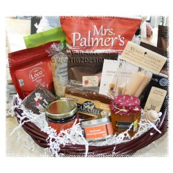 From the Kootenays Gift Basket - Creston Gift Basket Delivery