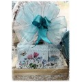 Wild Flower Fine Bone China Mug, Tea & Chocolate Gift Baskets