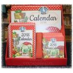 Gooseberry Patch 2018 Wall Calendar