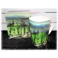 "McIntosh Fine Bone China Grande Mug - A.J. Casson ""Jack Pine and Poplar"""