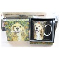 McIntosh Fine Bone China - Canine Collection: Cocker Spaniel Crest Mug
