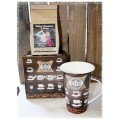 McIntosh Fine Bone China - Coffee Types  i-Mug