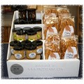 Pretzel and East Shore Dipping Mustard Sets - Great Snack Partners!