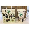 "McIntosh Fine Bone China - ""Wildlife"" i-mug"