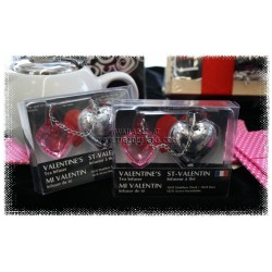 Valentine's Tea Infuser - 18/8 Grade Stainless Steel
