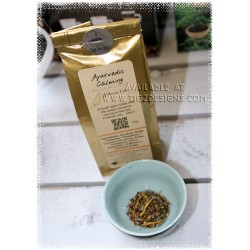 Ayurvedic Calming Wellness Tea