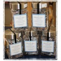 Elderberry Herbal or Strawberry Kiwi Pyramid Tea Bags (15) Glass Jar