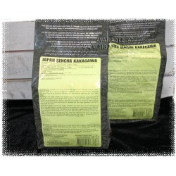 Japan Sencha Kakagawa Green Tea - 500g BULK