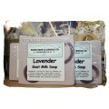 Yahk Soap - Lavender Goat Milk Soap