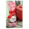 Valentine Natural Chocolate Cranberries - 175g