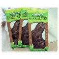 Barkley's All Natural Solid Milk Chocolate Bunny - Gluten Free