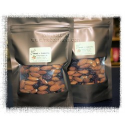 Just Almonds & Cranberries - Freshly roasted in BC
