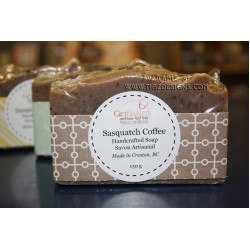 Yellow Rose Designs - Local Sasquatch Coffee Soap
