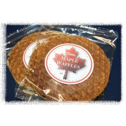 Canadian Maple Waffles - 2's Snack Pkg