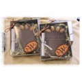 Weiser Classic Candy - Chocolate Caramel Grizzly Bear Paw Gift Box